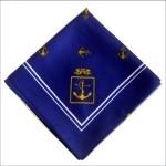 Il foulard della divisa sociale delle socie ANMI