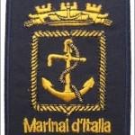 Lo stemma da taschino della divisa sociale ANMI