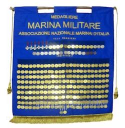 Il Medagliere della Marina Militare